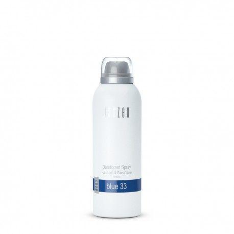 Deodorant Spray Janzen Blue 33